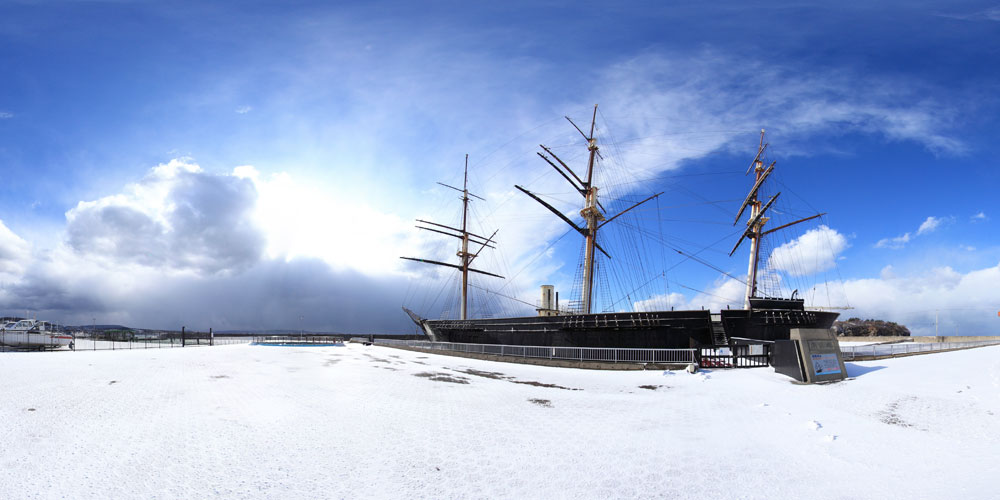 北海道遺産PanoramaGalleryにコンテンツを追加しました。